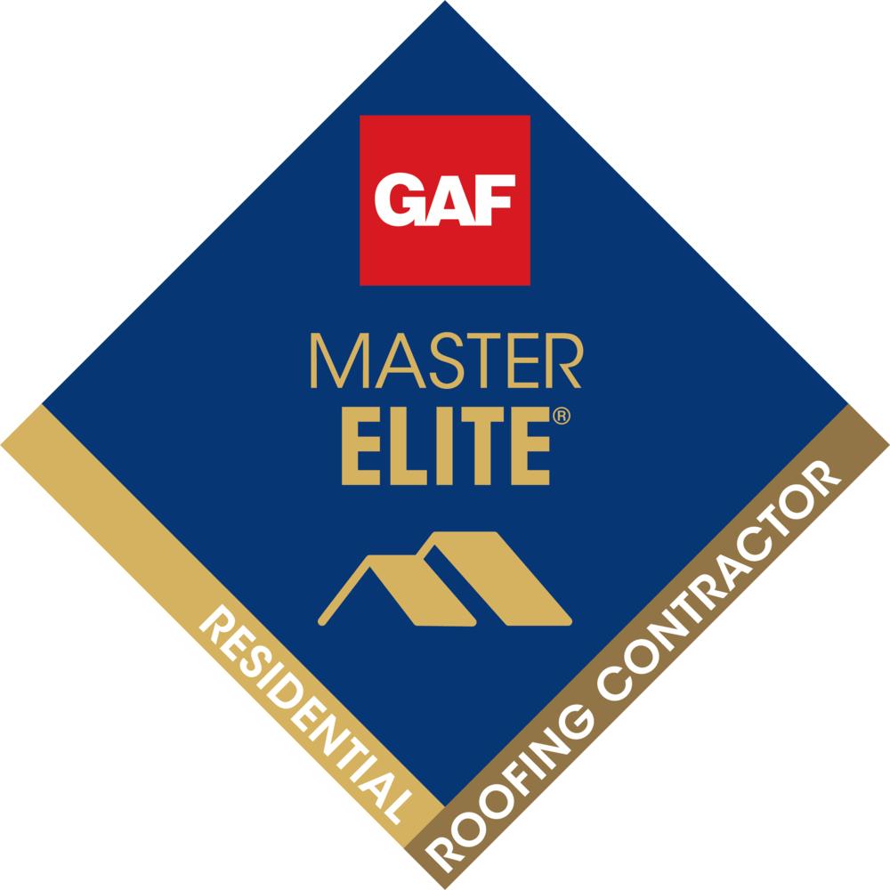 GAF Master Elite badge